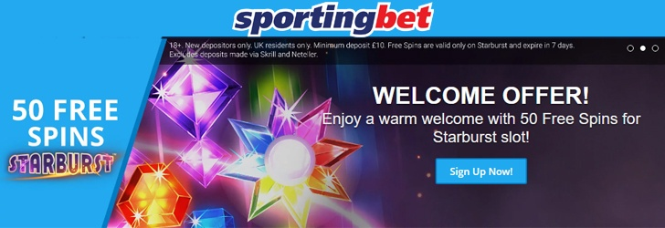 Sporting Bet Casino Best New Casino